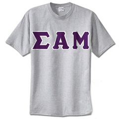 Sigma Alpha Mu Standards T-Shirt - $14.99