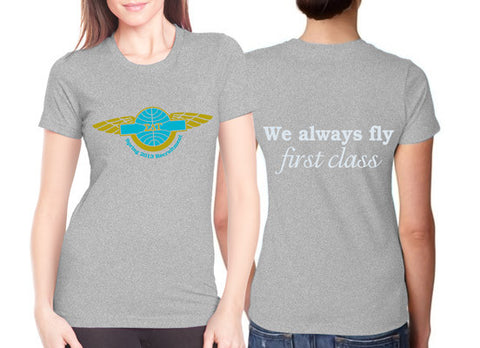 Always Fly First Class