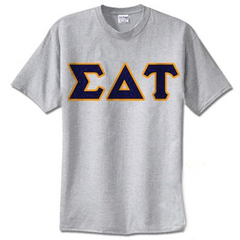Sigma Delta Tau Standards T-Shirt - $14.99 Gildan 5000 - TWILL