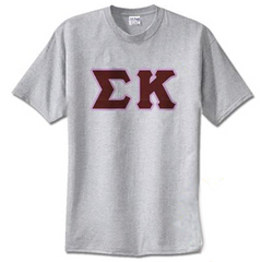 Sigma Kappa Standards T-Shirt - $14.99 Gildan 5000 - TWILL