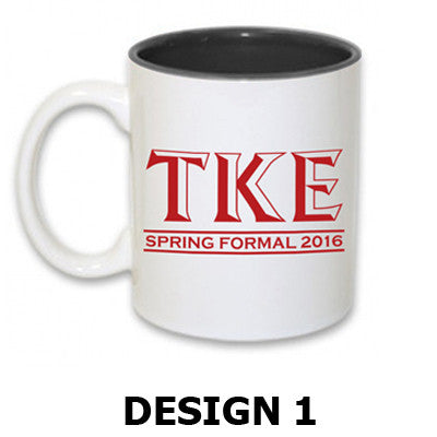 Custom Formal Coffee Mug - SM11 - SUB