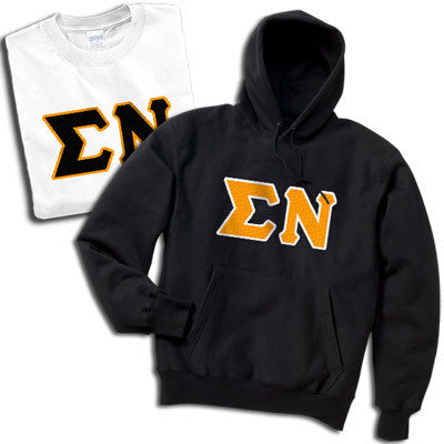 Sigma Nu Hoody/T-Shirt Pack - TWILL