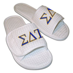 Sorority Spa Slippers - SW7001 - EMB