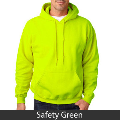 Alpha Kappa Psi Hooded Sweatshirt - Gildan 18500 - TWILL