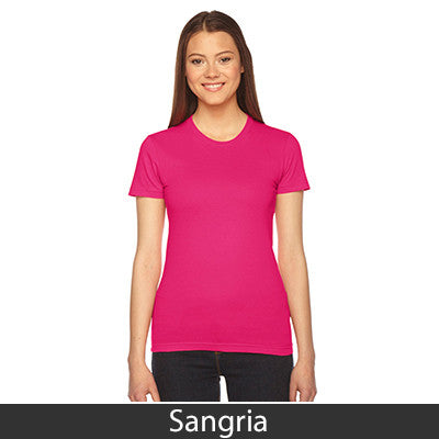 Sorority Tongue Printed Jersey Tee - American Apparel 2102 - CAD