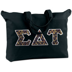 Sigma Delta Tau Shoulder Bag - Bag Edge BE009 - TWILL