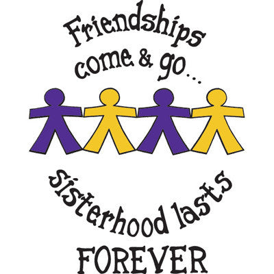 Sisterhood lasts forever shirt