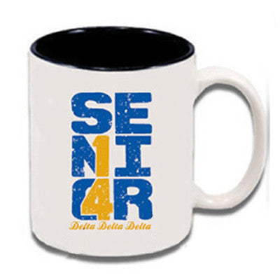 Sorority Coffee Mug For Seniors - SM11 - SUB