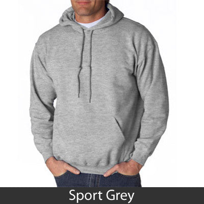 Greek Vintage Football Printed Hoody - Gildan 18500 - CAD