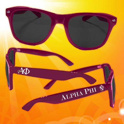 Alpha Phi Sorority Sunglasses - GGCG