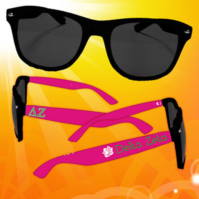 Delta Zeta Sorority Sunglasses - GGCG