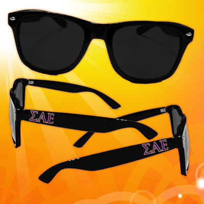 Sigma Alpha Epsilon Fraternity Sunglasses - GGCG