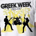 Greek Week Band