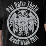Greek Week Owl