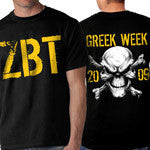 Greek Week Skull