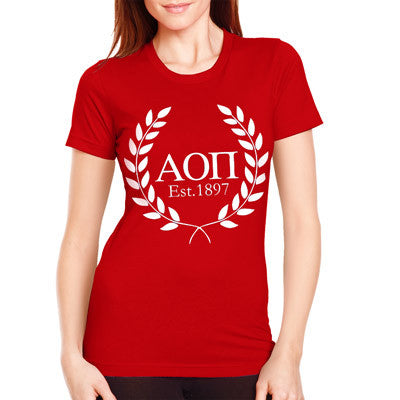 Established Sorority Ivy Design