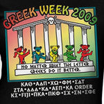 Greek Week Bears