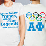Greek Week Legends