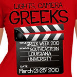 Lights, Camera, Greeks