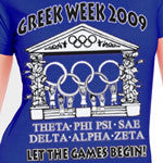 Greek Week Games