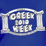 Greek Week - Pillars