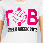 Greek Week Volleyball