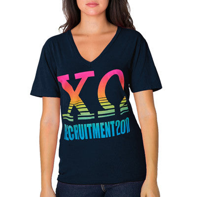 Sorority Recruitment Tee