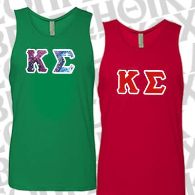 Fraternity Tank Package Deal Special - Next Level 3633 - TWILL