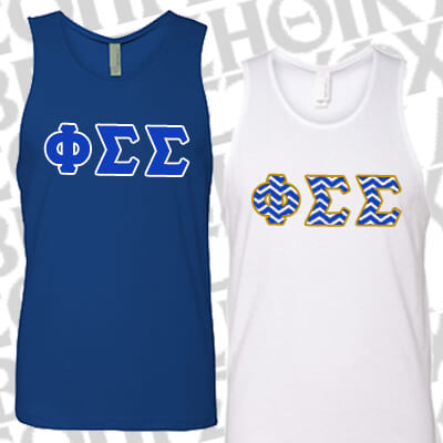 Sorority Tank Top Package Deal Special - Next Level 3633 - TWILL
