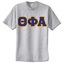 Theta Phi Alpha Standards T-Shirt - $14.99 Gidlan 5000 - TWILL