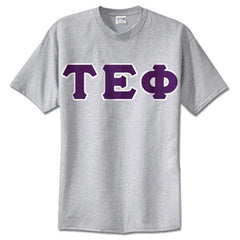 Tau Epsilon Phi Standards T-Shirt - $14.99 Gildan 5000 - TWILL