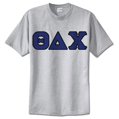Theta Delta Chi Standards T-Shirt - $14.99 Gildan 5000 - TWILL