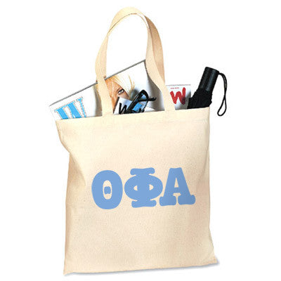 Theta Phi Alpha Printed Budget Tote - Letter - 825 - CAD