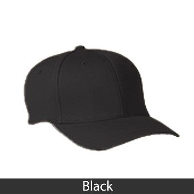 Alpha Sigma Alpha Flexfit Fitted Hat - Yupoong 6277 - EMB