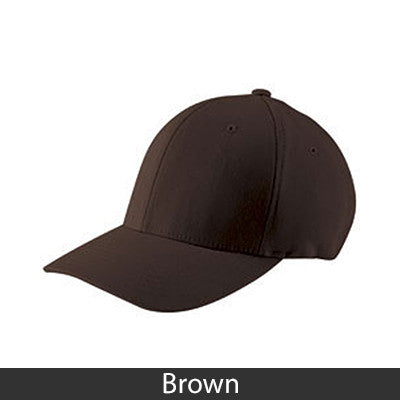 Delta Phi Epsilon Flexfit Fitted Hat - Yupoong 6277 - EMB