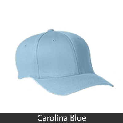 Zeta Sigma Chi Flexfit Fitted Hat - Yupoong 6277 - EMB