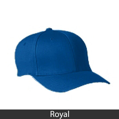 Zeta Phi Beta Flexfit Fitted Hat - Yupoong 6277 - EMB