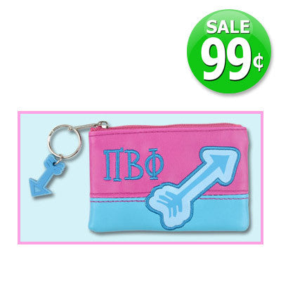 Pi Beta Phi Coin Purse - 90% Off