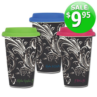 Sorority Coffee Cup - Special - Alexandra Co. A1024