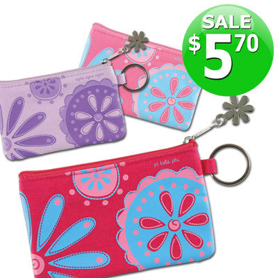 Sorority ID Coin Purse - Discounted - Alexandra Co. a1026