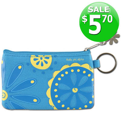 Theta Phi Alpha ID Coin Purse - Discounted - Alexandra Co. a1026