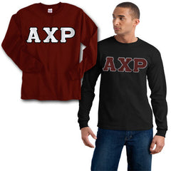 Alpha Chi Rho 2 Longsleeve Tees Package - Gildan 2400 - TWILL