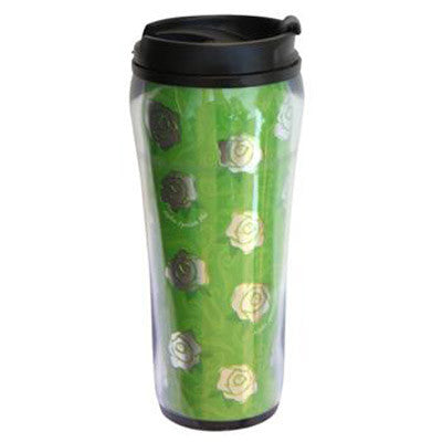 Alpha Epsilon Phi Metallic Travel Mug - Alexandra Co. a1061