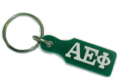 Alpha Epsilon Phi Paddle Keychain - Craftique cqSPK