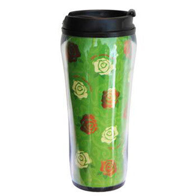 Alpha Gamma Delta Metallic Travel Mug - Alexandra Co. a1061
