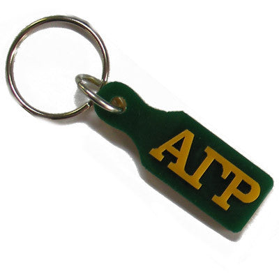 Alpha Gamma Rho Paddle Keychain - Craftique cqSPK