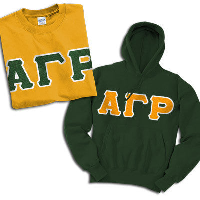 Alpha Gamma Rho Hoody/T-Shirt Pack - TWILL
