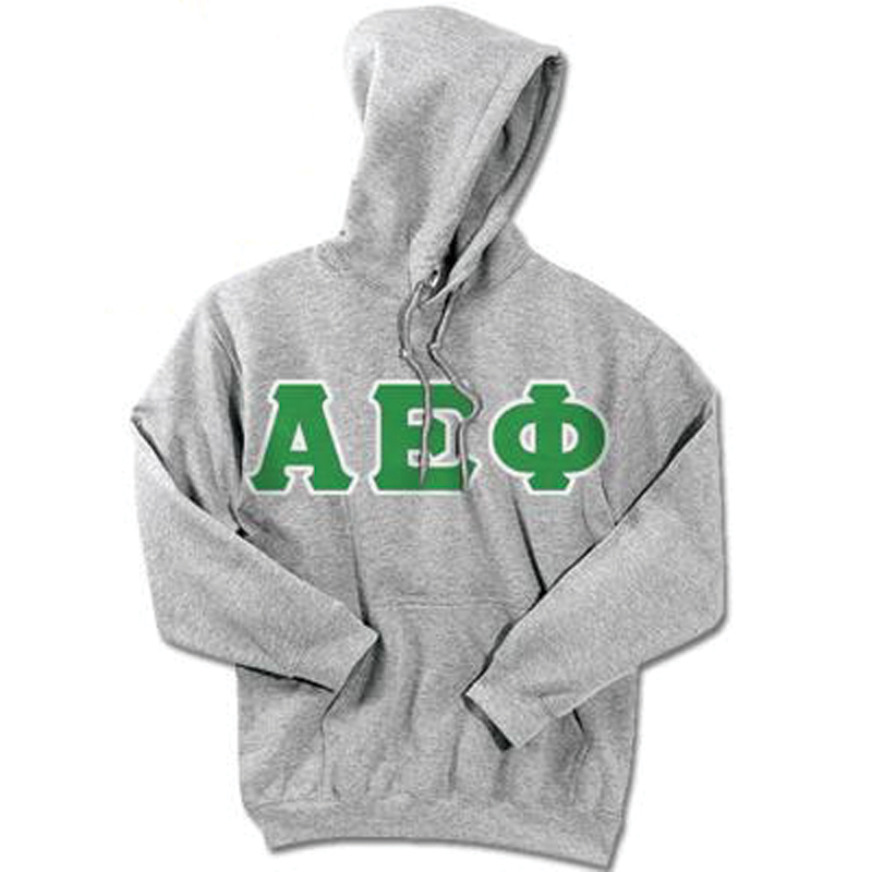 Alpha Epsilon Phi 24-Hour Sweatshirt - G185 or S700 - TWILL