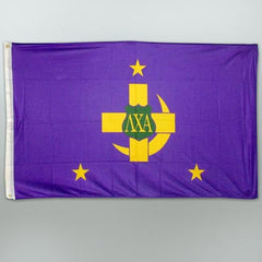 Lambda Chi Alpha Fraternity Banner - GSTC-Banner