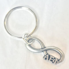 Sorority Infinity Key Ring- cid885